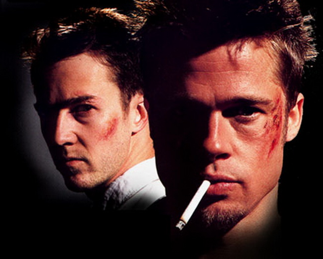 an analysis of the movie fight club the everything is made up theory I am jack's gonzo theory about true identities in david fincher's fight club the site maps out all of the reasons why helena bonham carter's antagonistic love interest, marla, is a figment of jack's (edward norton) imagination much like tyler (brad pitt) exists only in tyler's mind.